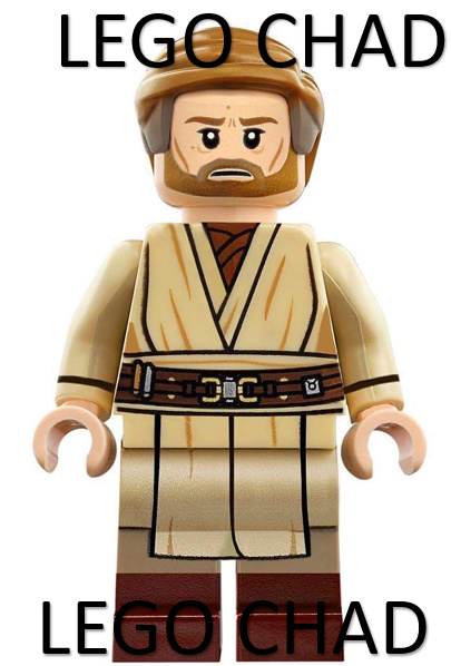 LEGO CHAD - meme