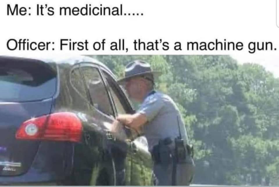 I've got a prescription for that - meme