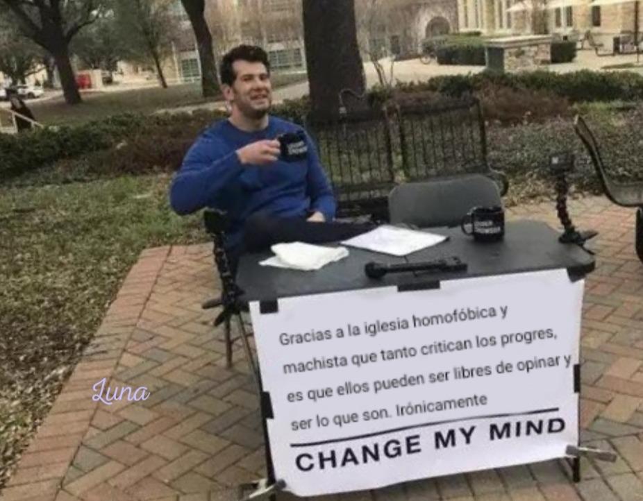 Sin comentarios - meme