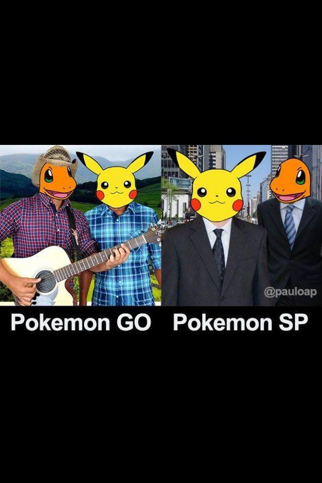 Fala ae nos comentários o Pokémon do seu estado! - meme