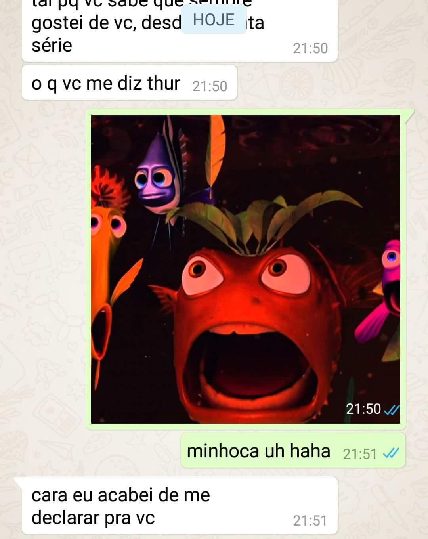 MINHOCA UH HAHA - meme