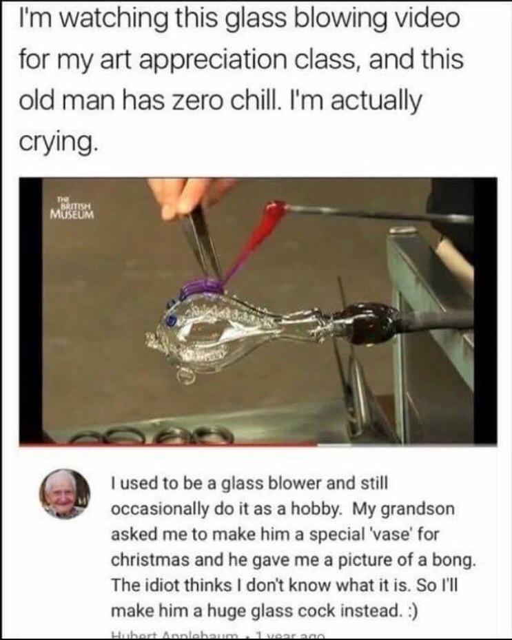 Savage Grandpa - meme