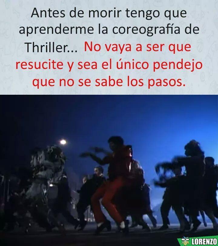 Thriller - meme