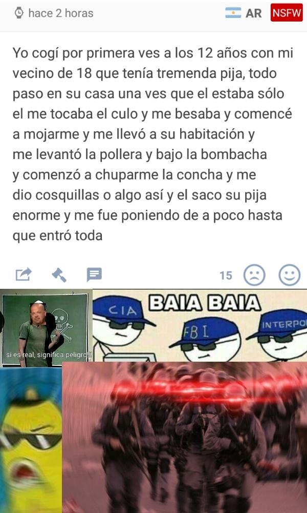 TODAS LAS UNIDADES, HABRÁN FUEGOOOOOO!!! - meme