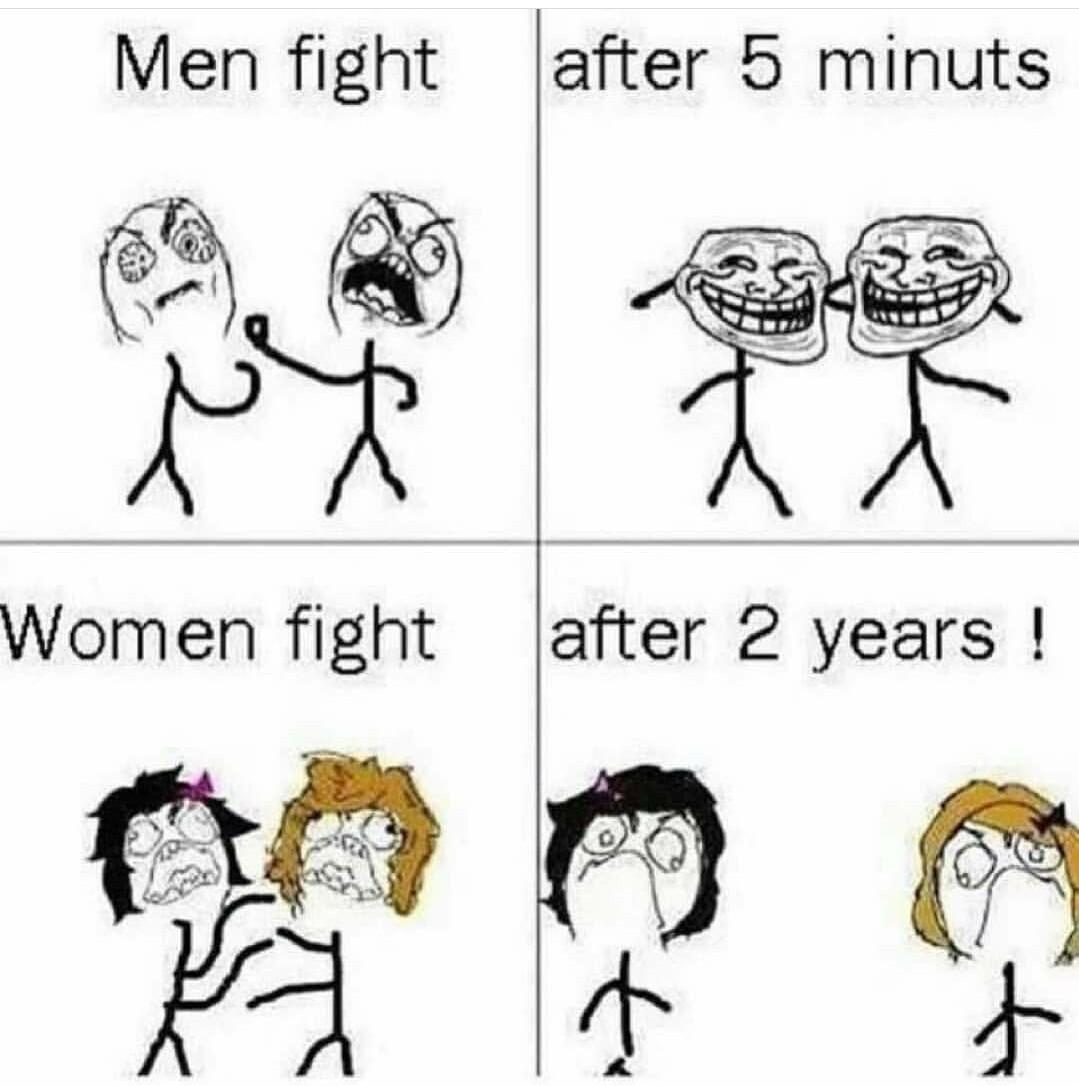 Fight!! - meme