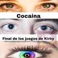 Final de juegos de Kirby, peor que cualquier droga 0: