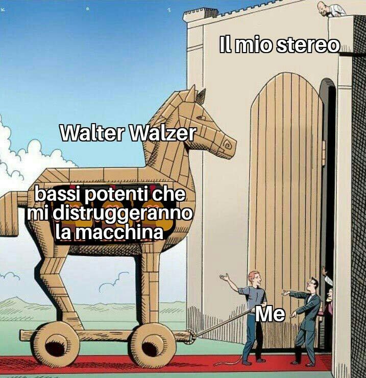 Walter Walzer - meme