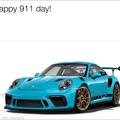 Porsche has 911's also like the Porsche 911 GT3 RS