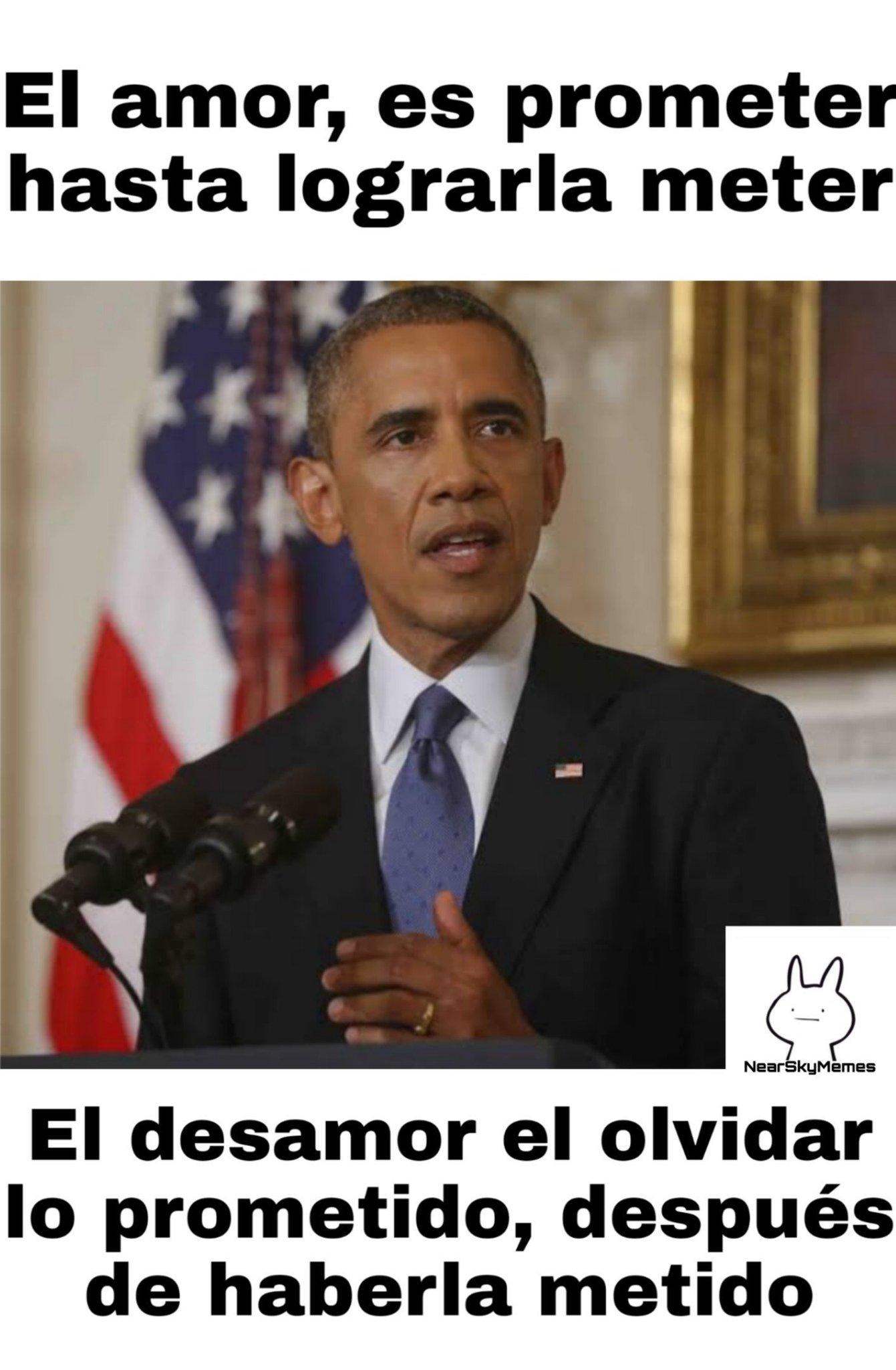 Sabio Obama - meme