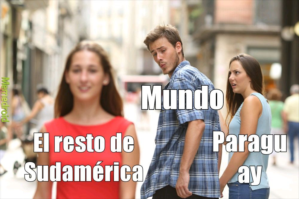 Paraque - meme
