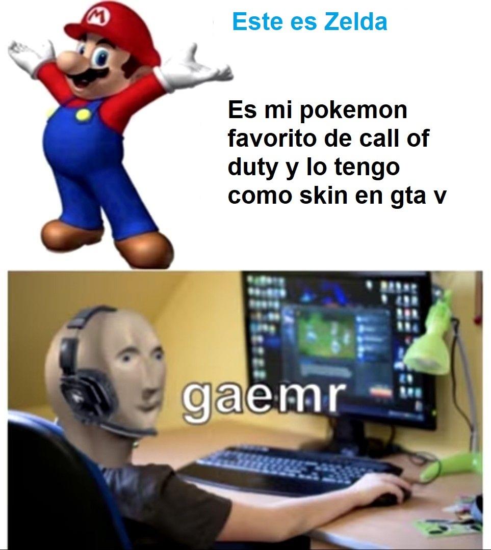 Zelda, es el mejor... - meme