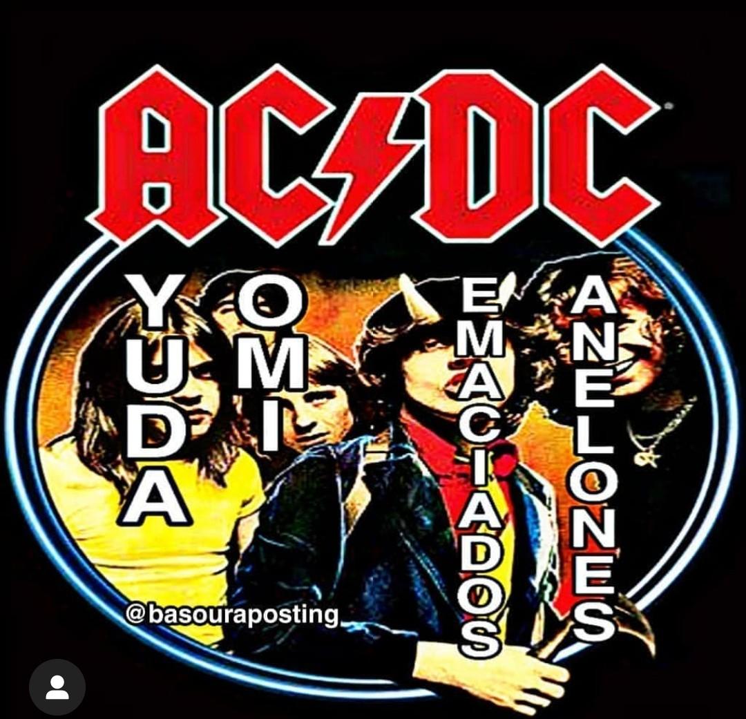 AC/DC - meme