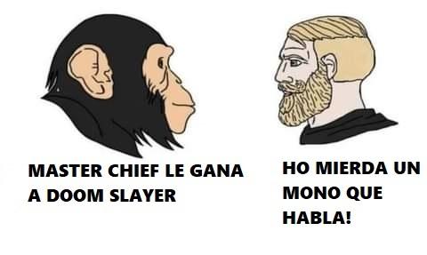 un mono - meme