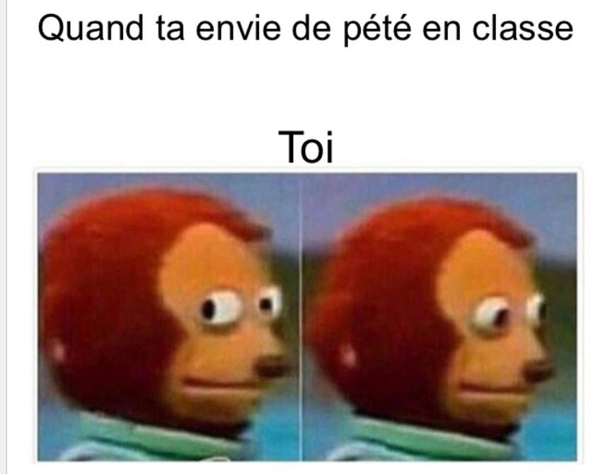 Prout - meme