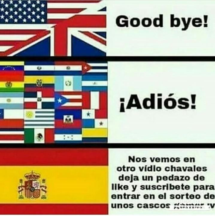 Viva España! Carajo!! - meme