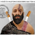 kratos do cirgarro