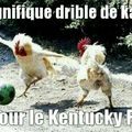 Si ta pas compris ya écrit KFC pour Kentucky FC