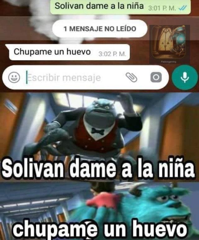 hola ;) - meme