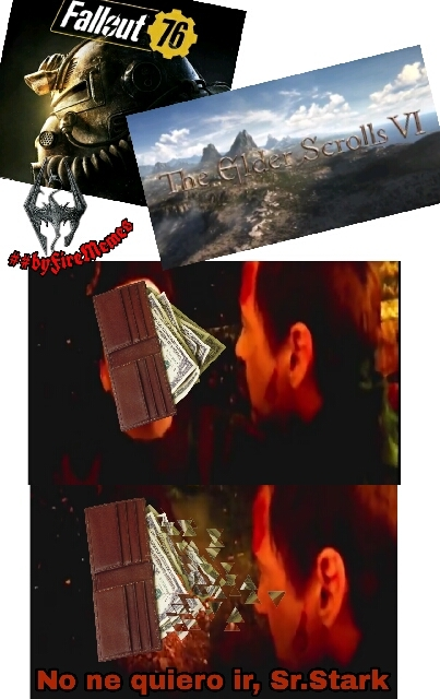Love Elder Scrolls xD - meme