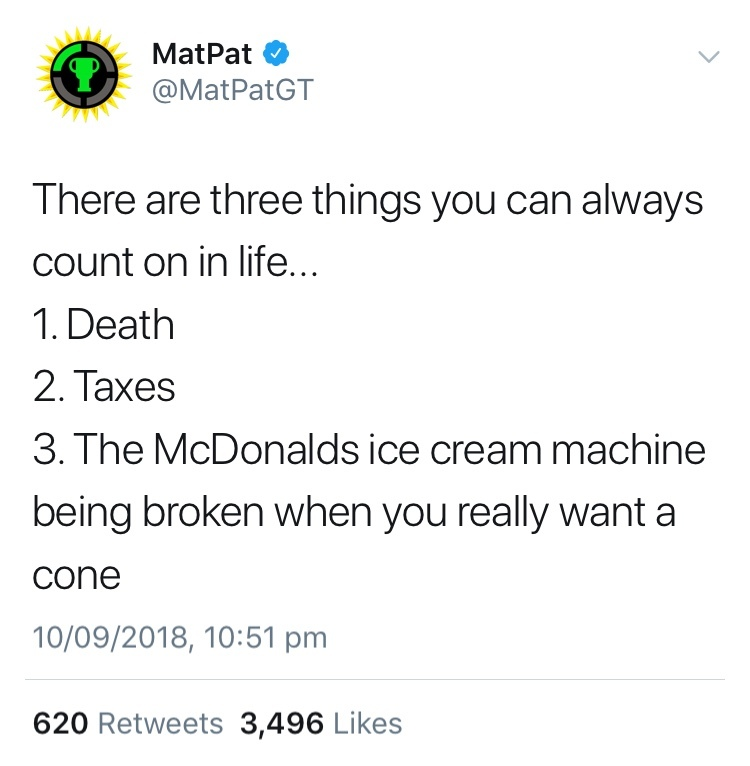 matpat knows what's up - meme
