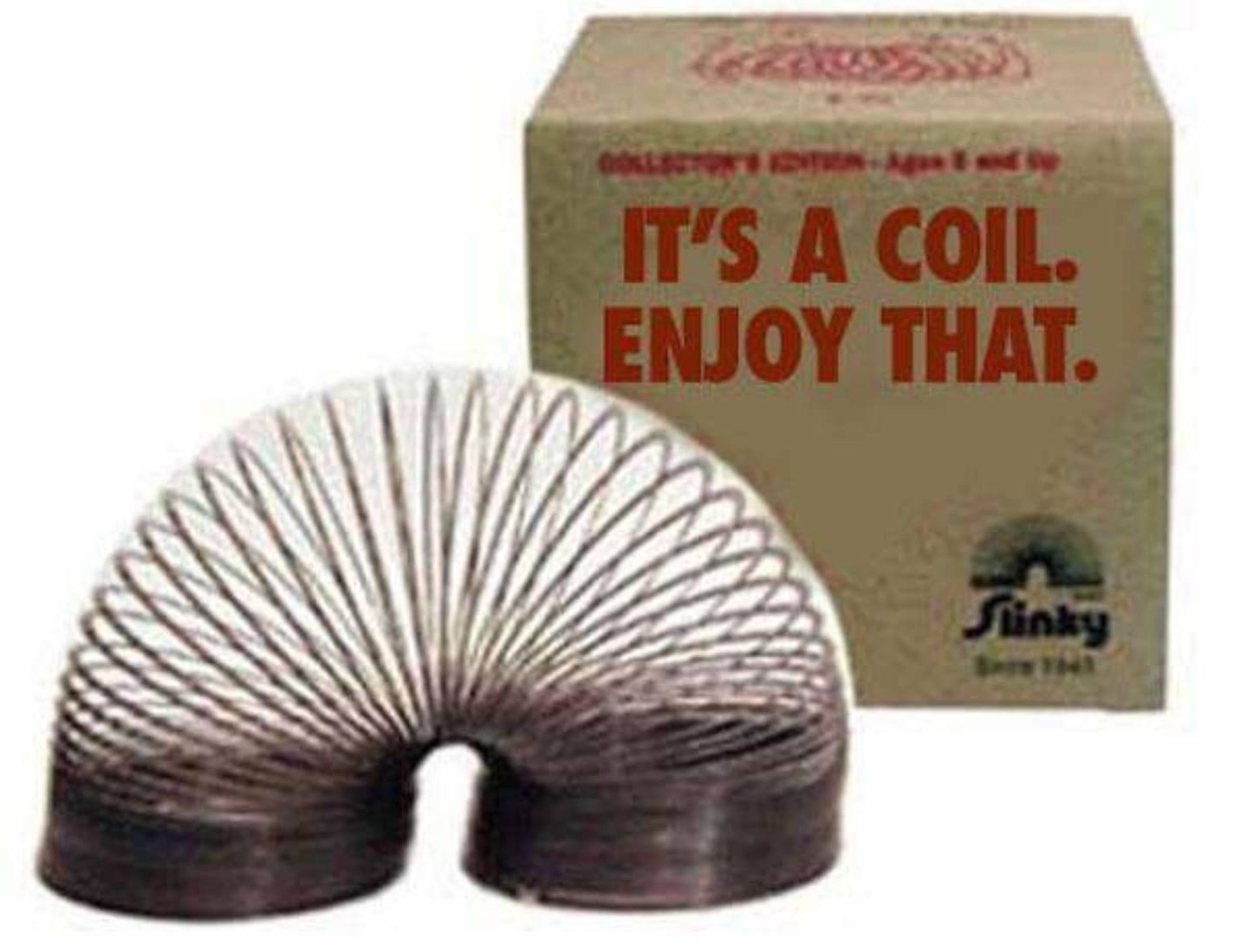 Coils - meme