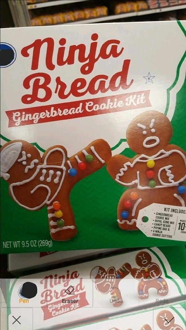 P'ti biscuit fait du karaté - meme