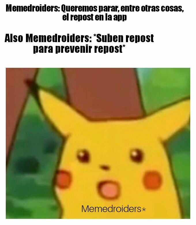 A pesar de todo, yo me uno - meme