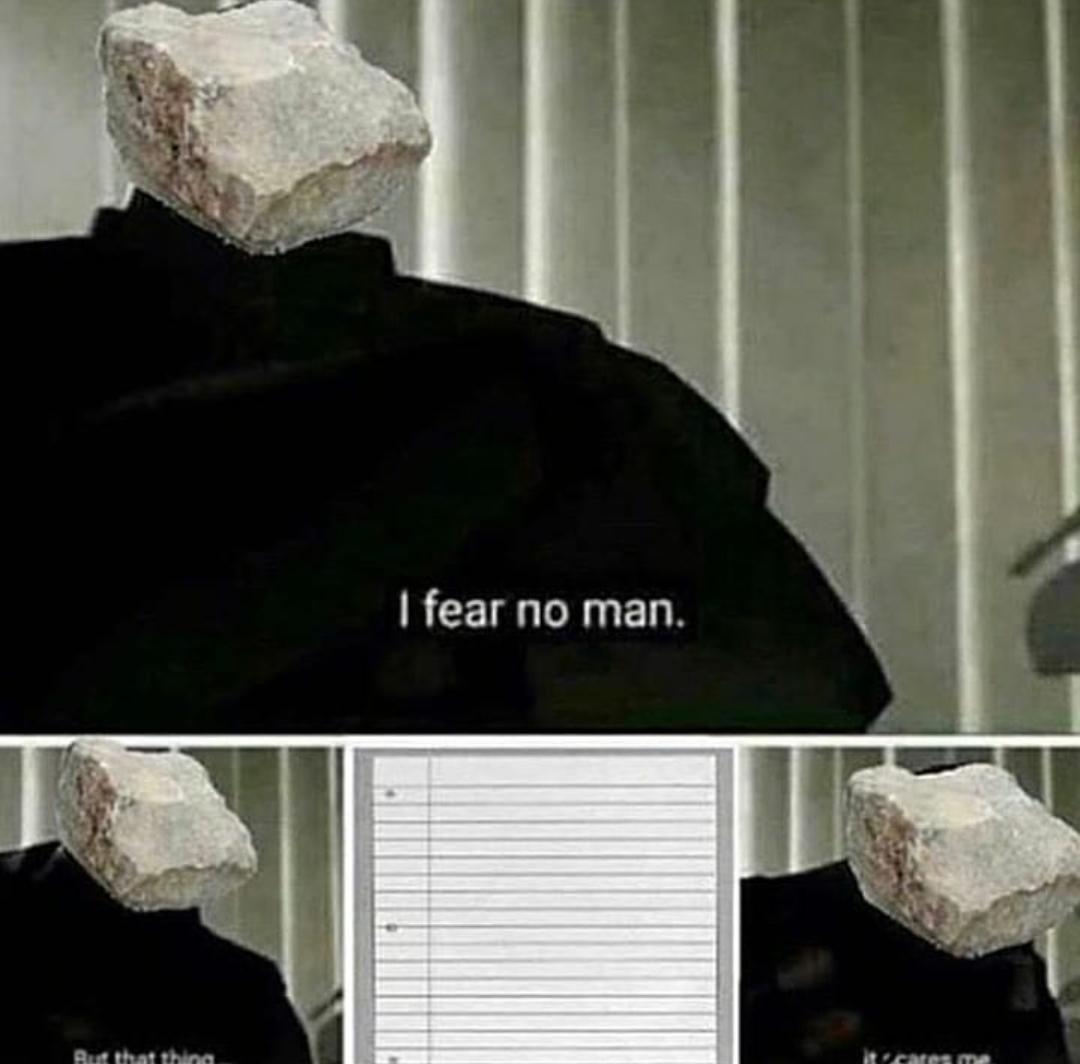 Pedra papel e rola - meme