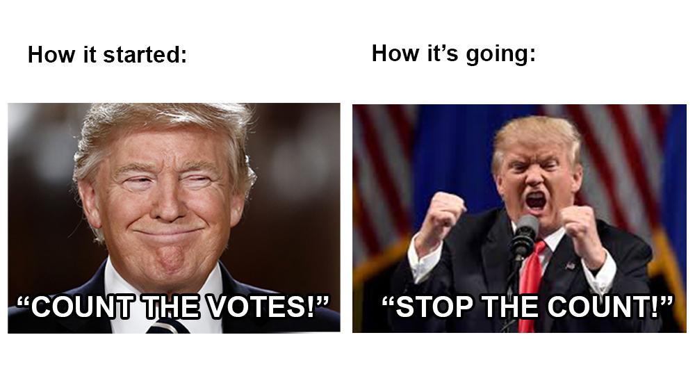 trumpy - meme