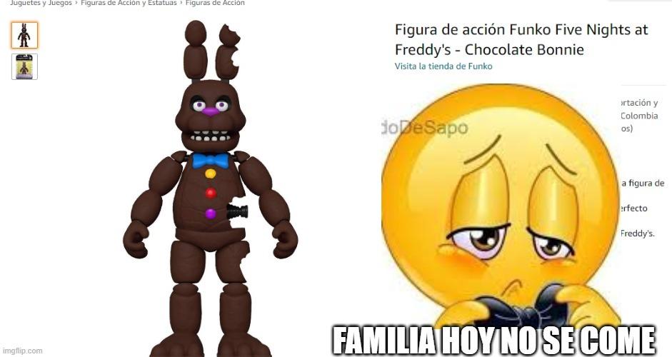 chocolate bonnie - meme