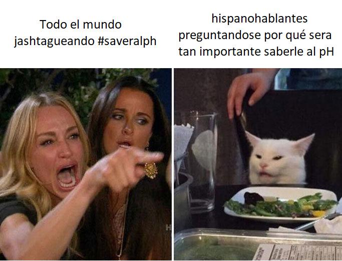 le sé al pH :greek: - meme