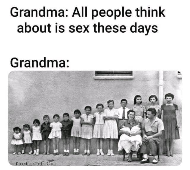 Granny - meme