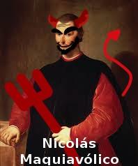 Buenardo El Príncipe de Nicolás Maquiavólico. - meme