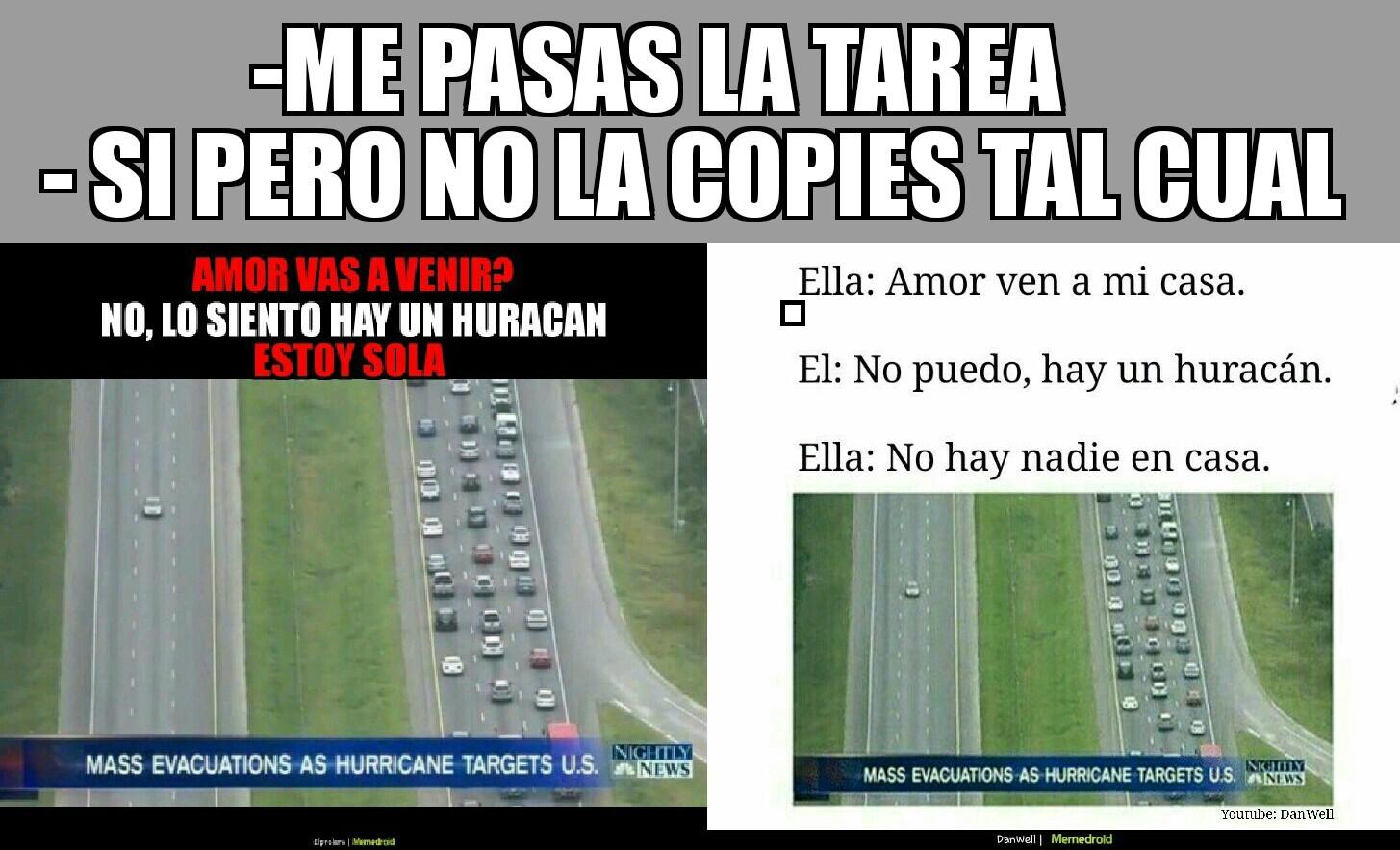 Copias everywhere - meme
