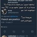 les francais son meilleur que les américain