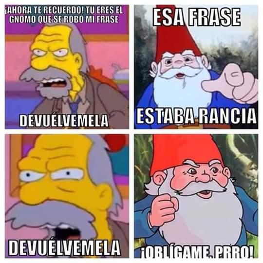Obligame! - meme