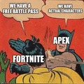 apex vs fortnite