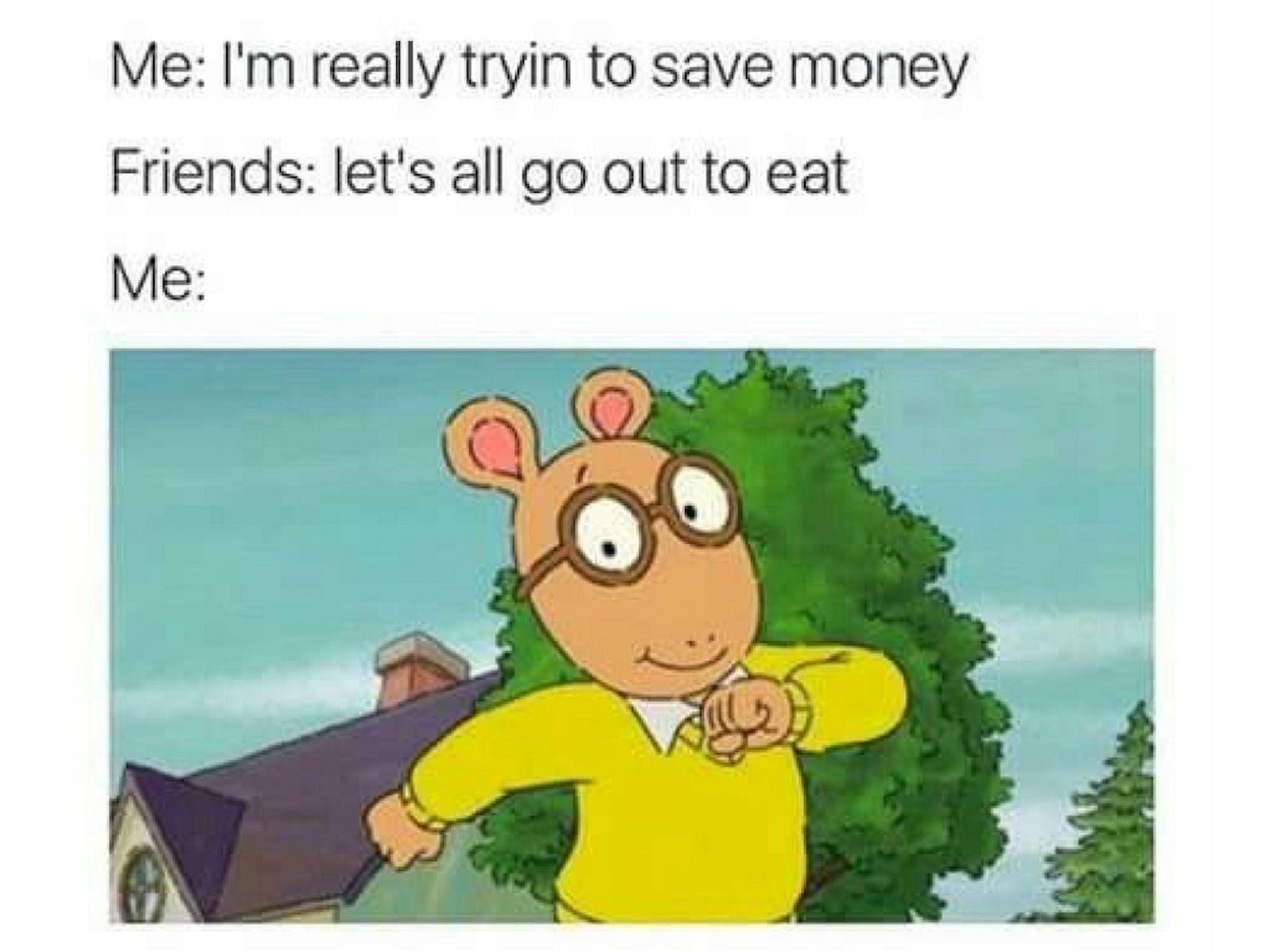 #Arthurmemes