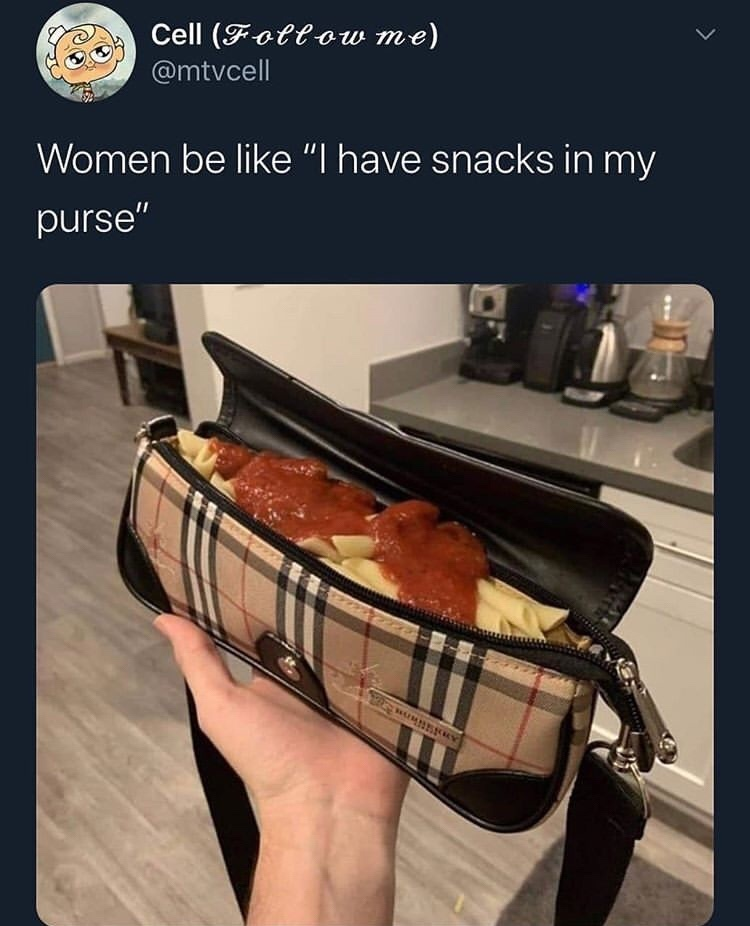 Snacks - meme