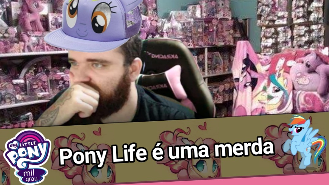 My Little Pony Mil Grau - meme