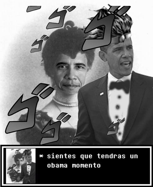 obama momento - meme