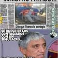 El ministro de salud es un imbecil XD saquenme de bolivia