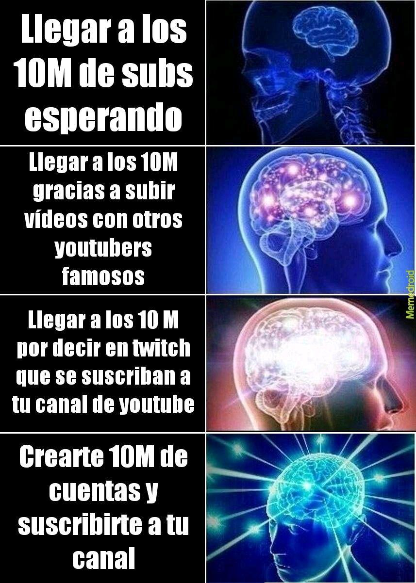 Capacidad cerebral - meme