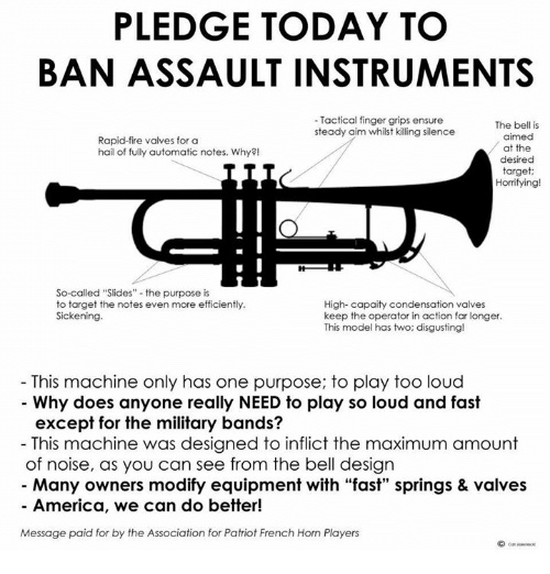 Assault Instruments - meme