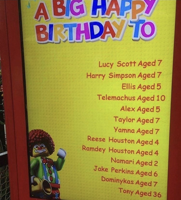 Happy birthday tony - meme