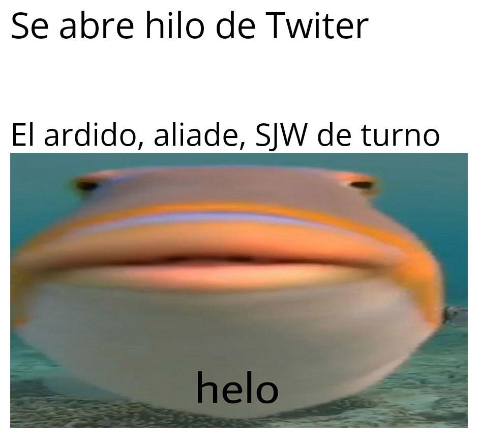 Puto Twitter - meme