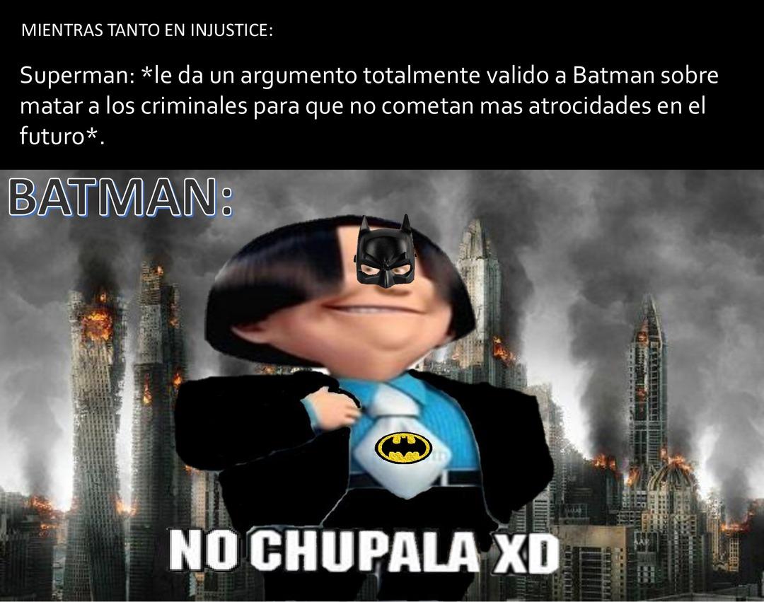 grande mi Batman xd - meme