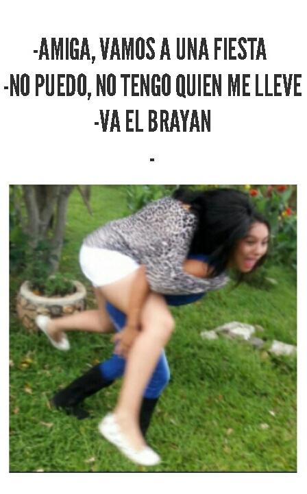 Brayan - meme