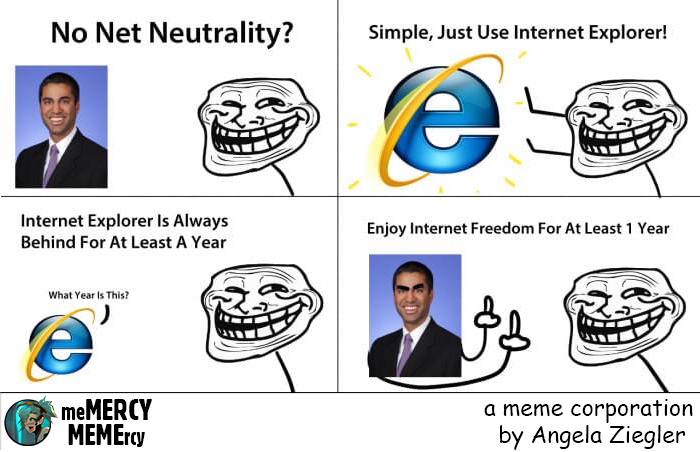 I should buy bitcoin with internet explorer - meme