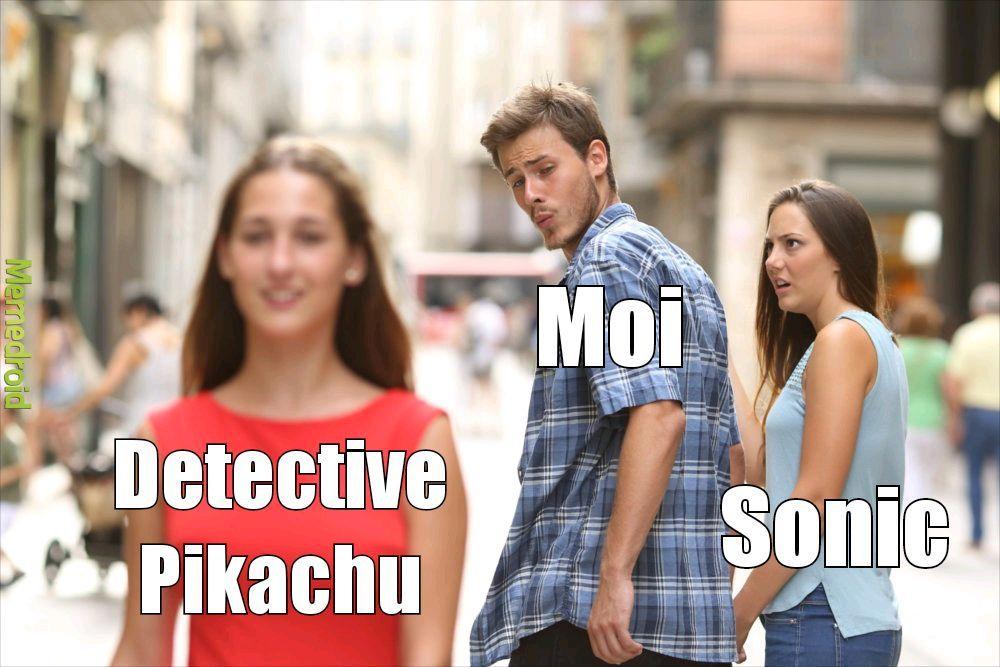Triste vérité - meme